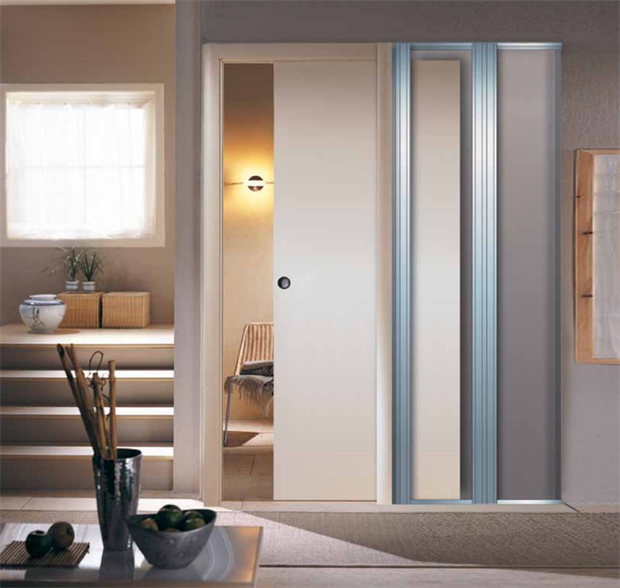 Дверной пенал Scrigno Doorkit для одностворчатой двери - фото 11627
