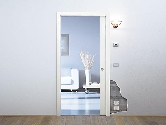 Пенал Eclisse Luce Single для дверей 2000 мм - фото 11664