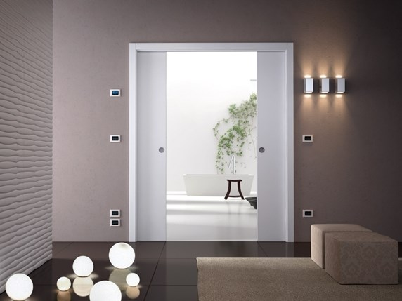 Пенал Luce Double для двух дверей 2000 mm - фото 11693