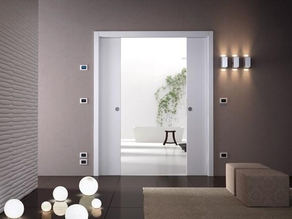 Пенал Luce Double для двух дверей 2600 mm - фото 11705
