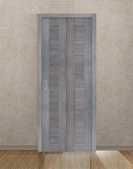 Комплект складной двери Symetric Amareno Plus V1 Grey - фото 12644
