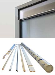 Eclisse Vitro Syntesis комплект для стеклянной двери (без зажимов) - OPVEP1 - фото 12977