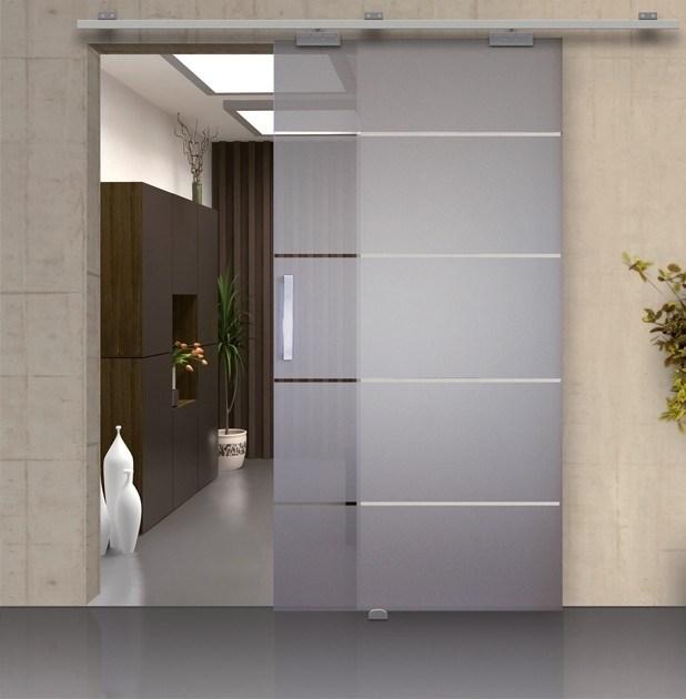 Комплект фурнитуры Openspace Standart Glass до 80кг - фото 13075