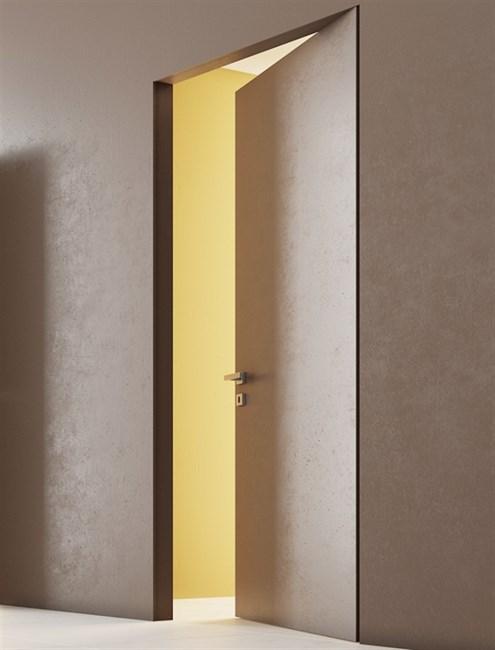 Дверь и короб Secret (дверь-невидимка) комплект внутреннего открывания - фото 13130