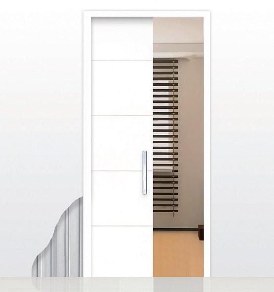 Пенал Open Space UNICO для дверей высотой 2000 мм. - фото 6482