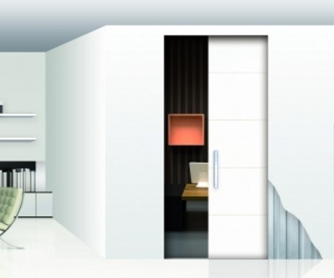 Пенал Open Space UNICO DESIGN для дверей высотой 2100 мм. - фото 7960