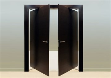 Поворотная система дверей Рото распашная