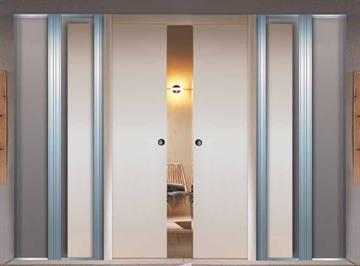 Дверной пенал Scrigno Doorkit Double для двух раздвижных дверей