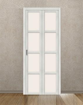 Комплект складной двери Symetric Amareno Plus V5 Bianco