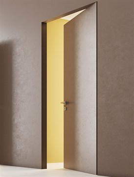 Дверь и короб Secret (дверь-невидимка) комплект внутреннего открывания