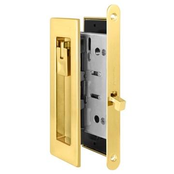 Замок для раздвижных дверей Armadillo SH011 URB GOLD-24 Золото 24К
