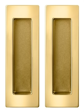 Ручка Armadillo для раздвижных дверей SH010 URB GOLD-24 Золото 24К