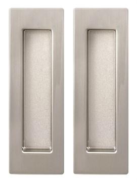 Ручка Armadillo для раздвижных дверей SH010 URB SN-3 Матовый никель
