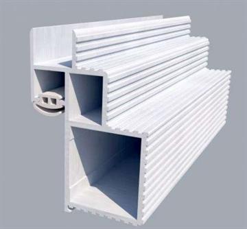 Алюминиевый короб для скрытых дверей Pro Design