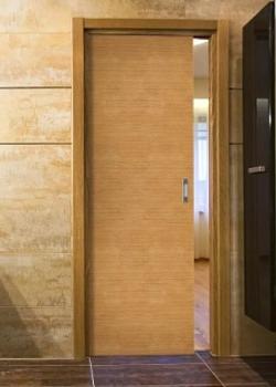 Кассета SANDART NORMA (под гипсокартон) для дверей 2100 мм
