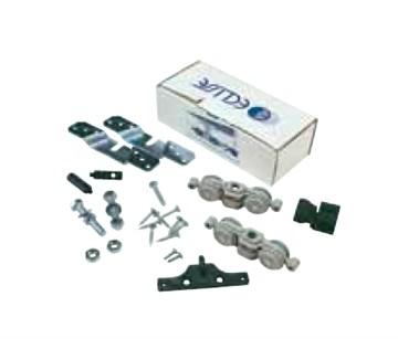 Комплект запасных роликов ECLISSE UNICO
