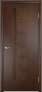 Дверь Омега ДГ Венге