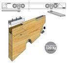 Комплект фурнитуры Openspace INSIDE для подвесных потолков из гипсокартона - фото 13108