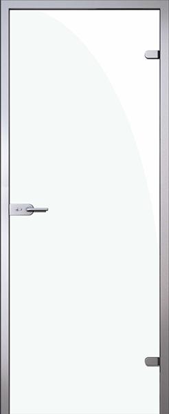 Дверь Триплекс белый - фото 11123