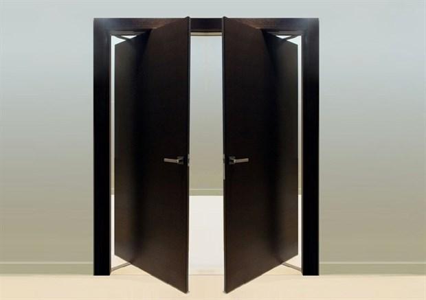 Поворотная система дверей Рото распашная - фото 11140