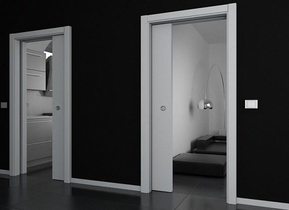 Кассета Casseton UNIBOX J.A.P.  для дверей до 2000 мм (Левосторонний) - фото 11777