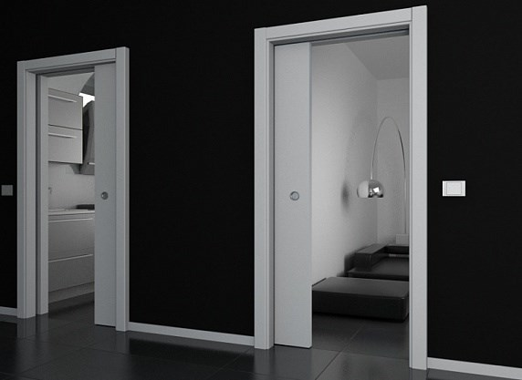 Кассета Casseton UNIBOX J.A.P.  для дверей до 2000 мм (Правосторонни) - фото 11781