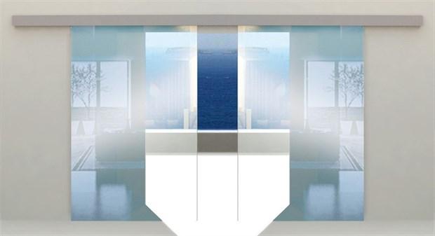 Комплект фурнитуры Herkules Glass Double - фото 11935