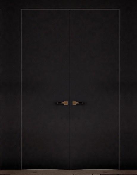 Комплект распашной скрытой двери DESING Zero Out (дверь-невидимка) наружного открывания - фото 12349