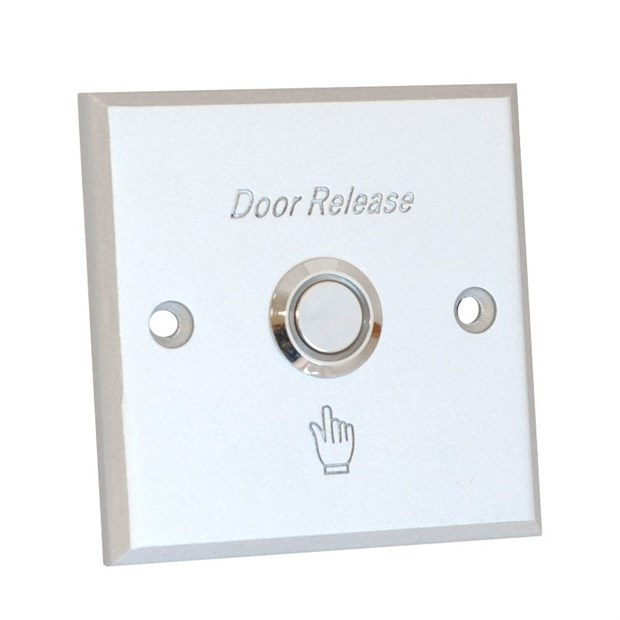 Врезной кнопочный выключатель CASSETON CNR3LS с подсветкой. - фото 12395