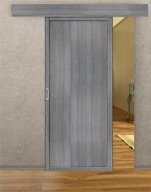 Комплект раздвижной двери Symetric Scorrio V3 Grey - фото 12557