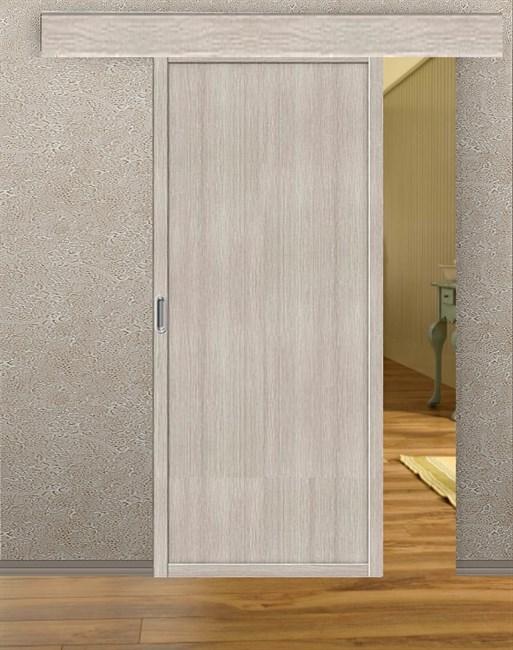 Комплект раздвижной двери Symetric Scorrio V3 Cappuccino - фото 12571