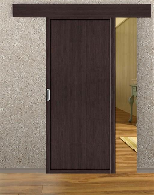 Комплект раздвижной двери Symetric Scorrio V3 Wenge - фото 12578