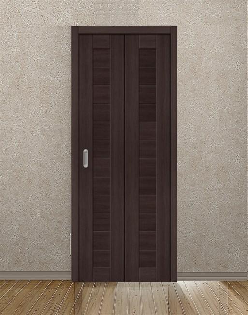 Комплект складной двери Symetric Amareno Plus V1 Wenge - фото 12596