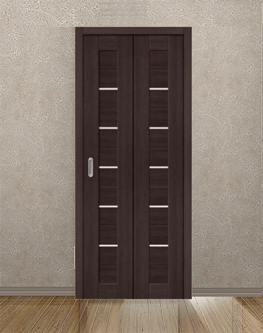 Комплект складной двери Symetric Amareno Plus V2 Wenge - фото 12684