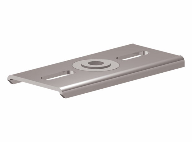 Комплект складной двери Symetric Amareno Plus V2 Bianco - фото 12699