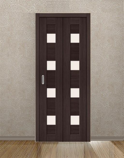 Комплект складной двери Symetric Amareno Plus V3 Wenge - фото 12736