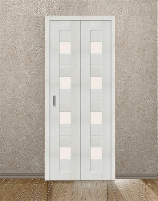 Комплект складной двери Symetric Amareno Plus V3 Bianco - фото 12746