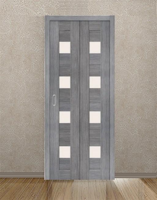 Комплект складной двери Symetric Amareno Plus V3 Grey - фото 12756