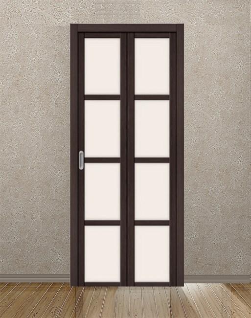 Комплект складной двери Symetric Amareno Plus V5 Wenge - фото 12826
