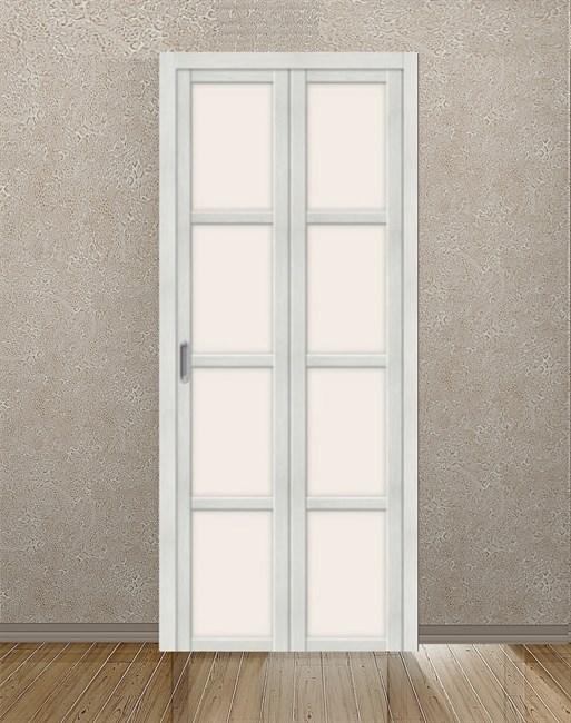 Комплект складной двери Symetric Amareno Plus V5 Bianco - фото 12836