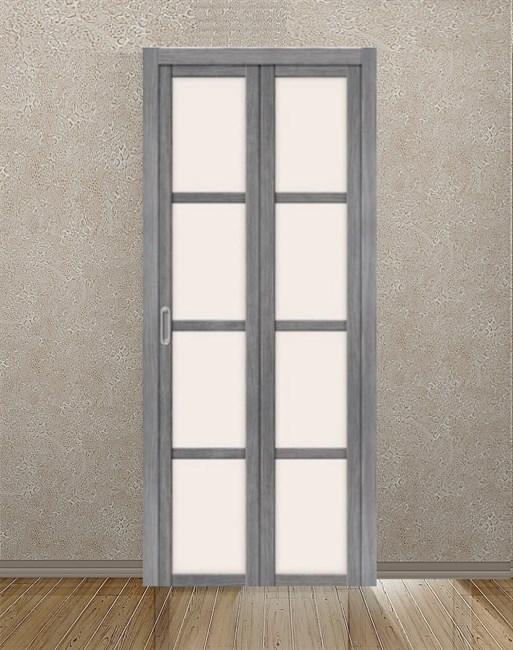 Комплект складной двери Symetric Amareno Plus V5 Grey - фото 12846