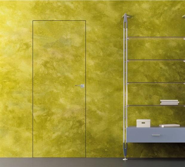 Дверь и короб Nevidimka (дверь-невидимка) комплект наружного открывания - фото 13262
