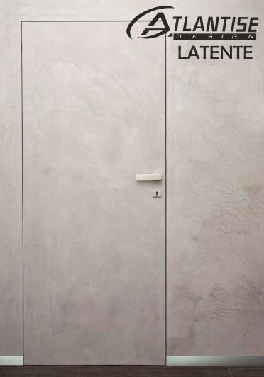 Комплект скрытой двери Atlantise Latente (дверь-невидимка) наружного открывания - фото 13290