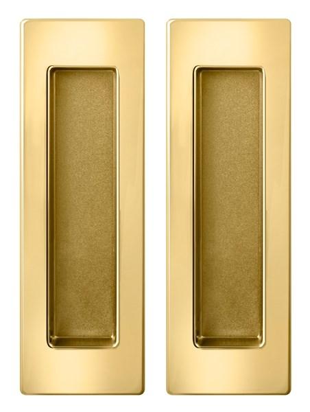 Ручка Armadillo для раздвижных дверей SH010 URB GOLD-24 Золото 24К - фото 13396