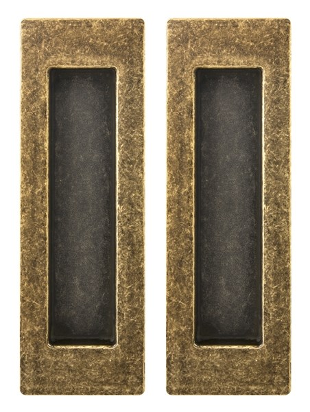 Ручка Armadillo для раздвижных дверей SH010 URB OB-13 Античная бронза - фото 13402