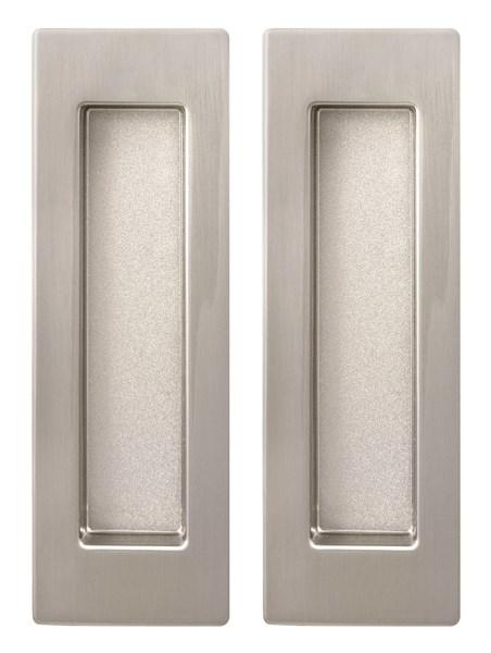 Ручка Armadillo для раздвижных дверей SH010 URB SN-3 Матовый никель - фото 13408