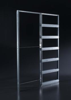 Пенал Eclisse Unico Single для дверей 2100 мм - фото 13461