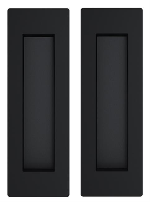 Ручка Armadillo для раздвижных дверей SH010 URB SN-3 Чёрный - фото 13937