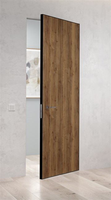Комплект скрытой двери Pro Design Panel Egger наружного открывания - фото 13951