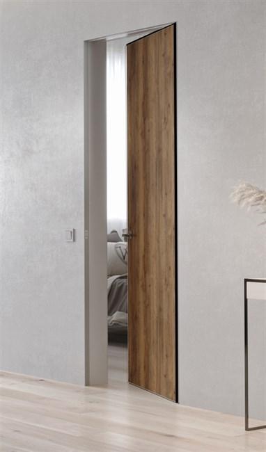 Комплект скрытой двери Pro Design Panel Reverse Egger внутреннего открывания - фото 13960